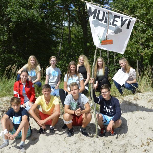 Vabad kohad Pärnumaa Õpilasmaleva rühmades!